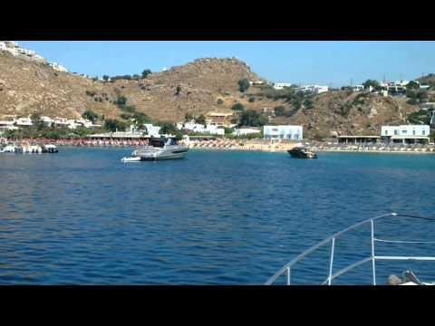 MUST WATCH Mykonos  Yacht  Charter  Princess V58