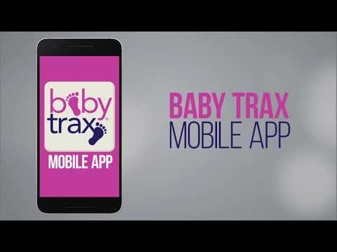 Baby Trax mobile app introduction video