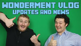 Wonderment Vlog - Minecon 2015, Minecraft News, GTA, Season 5 and more!