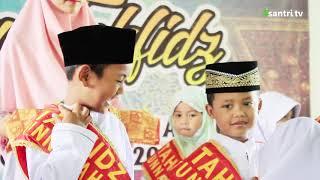 Wisuda Tahfidz TK & SD Islam Modern Darunnajah 14 | Angkatan Perdana 2018-2019