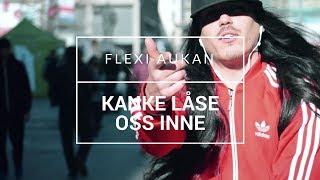 """Flexi Aukan - """"Kanke Låse Oss Inne"""" [OFFISIELL MUSIKKVIDEO]: YLTV"""