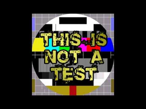 Ganah, Danny J - This Is Not A Test (Original Mix) [Contagious Records]