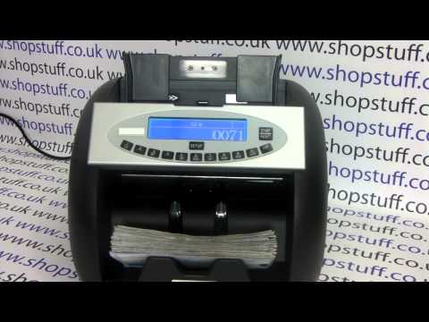VOUCHER OR COUPON COUNTING MACHINE