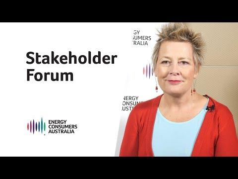 Board Stakeholder Forum: Sydney 2018