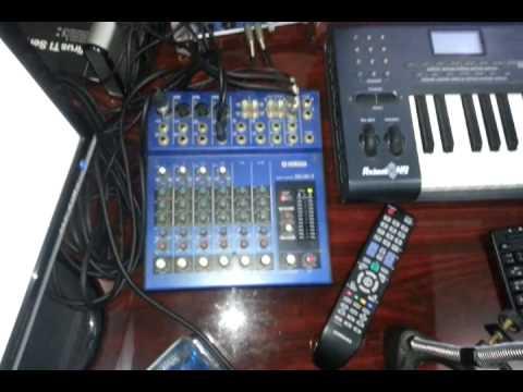 Qatar Underground Radio Setup