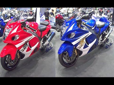 All New Suzuki Hayabusa 2016 2017 Model Gsx 1300r Youtube