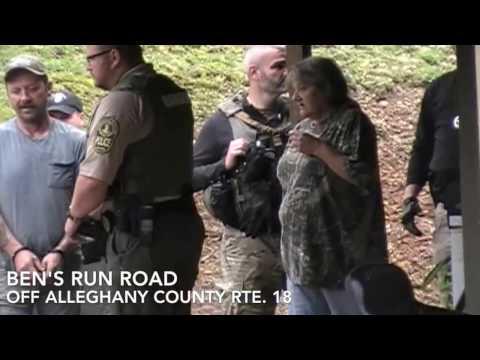 Alleghany Highlands Drug Task Force Teams Arrest Drug Suspects On April 25, 2017