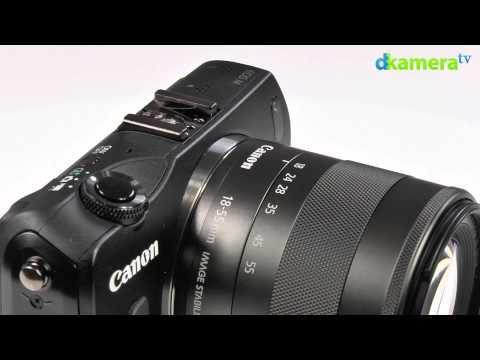 Canon EOS M Test (1/9): Einleitung