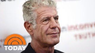 Anthony Bourdain's Mother Speaks Out About His Tragic Death | TODAY