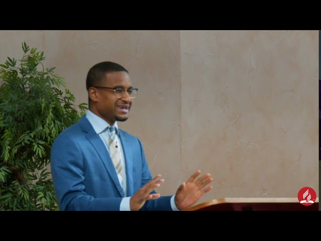 "Christopher Findley - ""Go"" ( Mansfield Seventh-day Adventist Church"