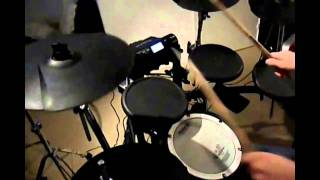 Blink-182 - All the small things (Drum cover with drumless track, reupload) HD SOUND