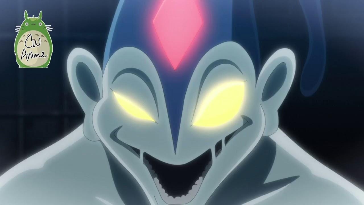 妖怪人間ベム; Bem vs Water Monster丨BEM