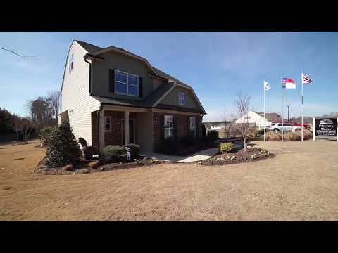The Ellerbe | New Homes in Clayton, NC | Flowers Crest by Eastwood Homes