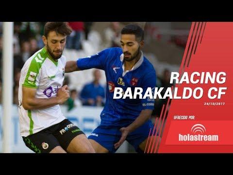 Partido completo Racing Barakaldo 22 octubre 2017