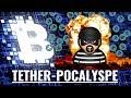 Bitcoin Dumped on Bitfinex scandal!  Tether reserves missing $850 Million!