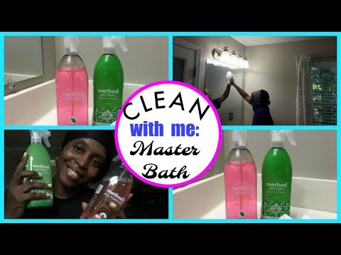 clean-with-me/-master-bathroom-&-current-favorite-cleaning-products!!!