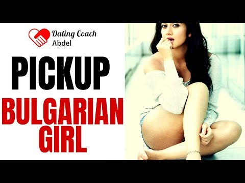Pick Up Bulgarian Girl-INFIELD-PICKUP-DAYGAME-APPROACH-DATING-FLIRTCOACH