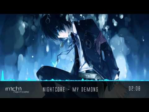 Nightcore - My Demons (Starset - HD)