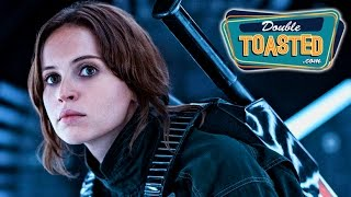 ROGUE ONE: A STAR WARS STORY MOVIE REVIEW – Double Toasted Review