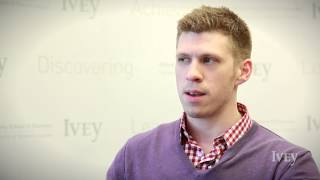 Thumbnail Ivey | 60 Second Entrepreneur: Dustin Walper - Growing the Team