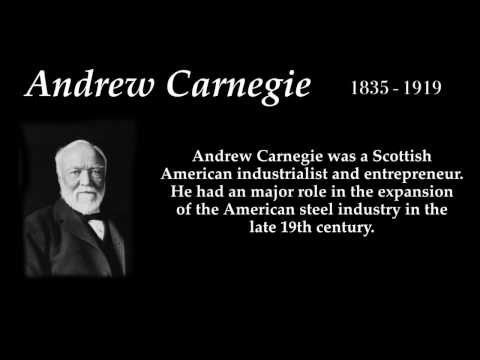 Life & Business Quotes By Andrew Carnegie