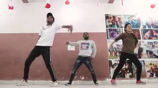 Coca Cola Dance choreography by satish kumar in KD dance centre