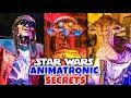 Top 7 Disney Animatronic Secrets - Star Wars Galaxy's Edge Disneyland