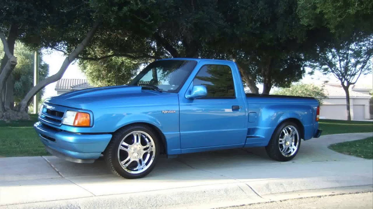 1995 ford ranger lowrider custom2015 model youtube. Black Bedroom Furniture Sets. Home Design Ideas