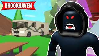 Horror Camp in Brookhaven Story Roblox Deutsch