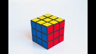 Solving a Rubiks cube part2??!!!
