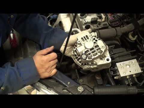 Honda Civic 7 2000-2005. D15b d17a. Замена ремня грм