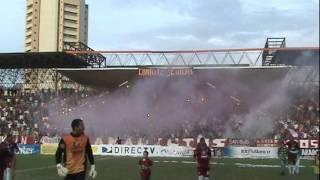 Granadictos / Carabobo F.C. vs Aragua F.C. / Polideportivo Misael Delgado