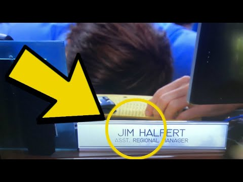 12 Small Details You Only Notice Rewatching The Office