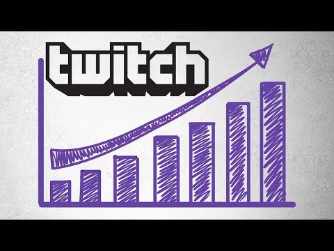 How to Grow Your Twitch Following (Small Streamers 2017)