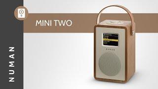 Electronic sStar - internetové rádio NUMAN Mini Two