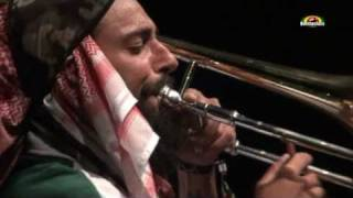 "HORNSMAN COYOTE / Serbia/ "" Glow Jah Light "" - Live @ OSTRÓDA REGGAE FESTIVAL 2010"