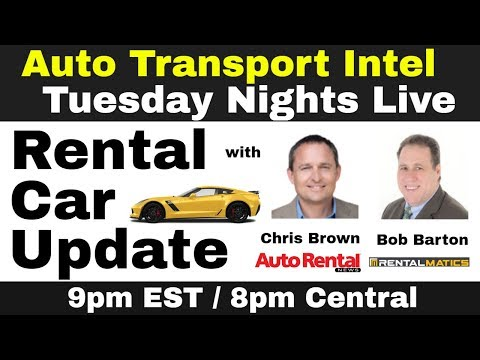 Rental Car Update: New, Used, Dealer Inventory, Auto Wholesale & Fleet