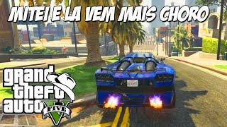 GTA 5 Online (PC) - Corrida Epic Race: Mitei e lá vem mais choro !