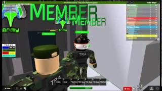 Roblox TRA Prisoner Interview