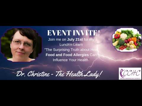 Dr  Christine Sauer | Christine's Common Sense Health Coaching | HylthLink Interview