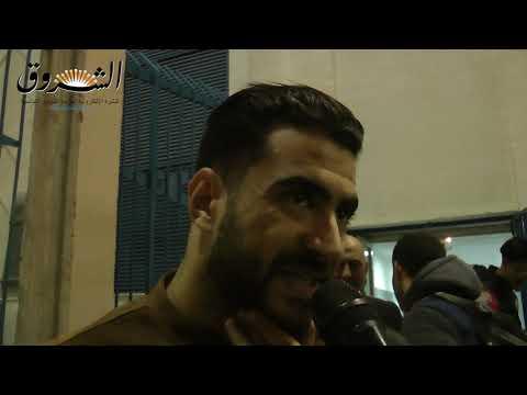 حمزة المثلوثي .. مباراة لتصليح المسار و طموحنا كأس افريقيا  - نشر قبل 8 ساعة