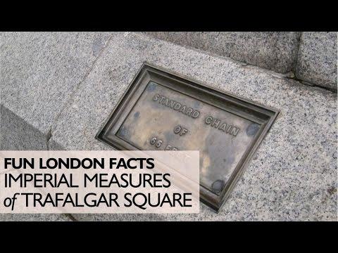 The Imperial Measures Of Trafalgar Square