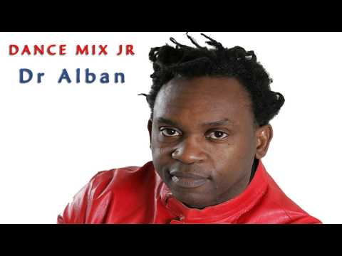 Dr Alban Mix 8 songs by DanceMixJR