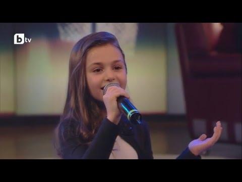 "Krisia Todorova: Singing- ""Lane Moje"" by Zeljko Joksimovic"