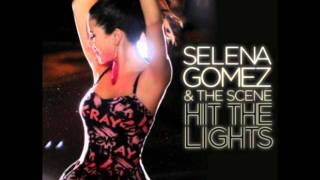 2.Selena Gomez & The Scene - Hit the Lights (MD