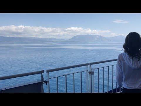 Third Europe Vlog, Main Land Greece: 17-21/04/17