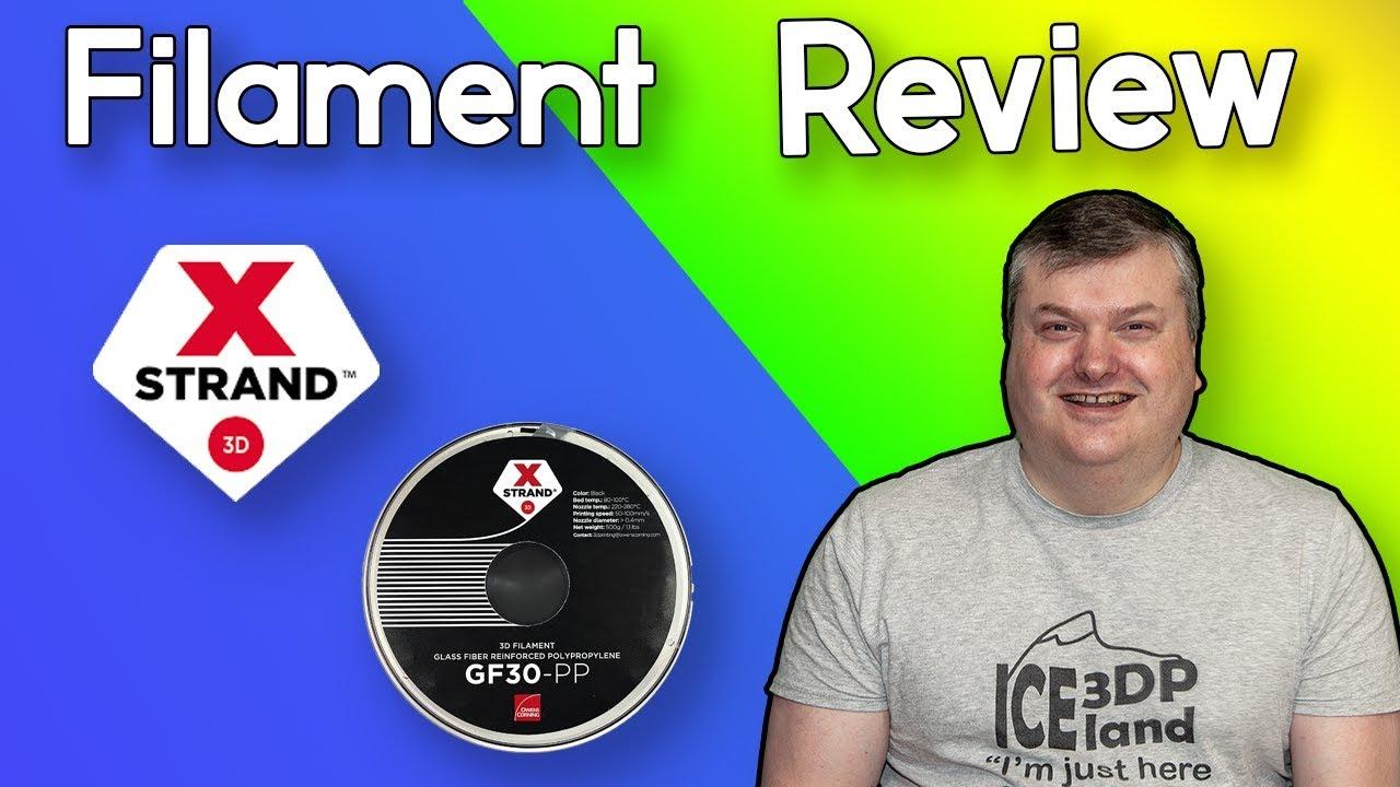 Xstrand GF30 PP Review