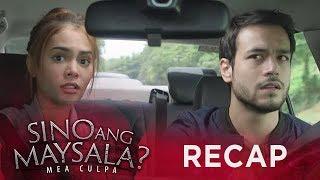 Greco and Lolita get into a car accident | Sino Ang Maysala Re…