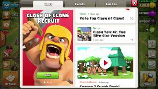 NİZAMI CEDİD (CLAN TANITIM VİDEOSU) Clash Of Clans