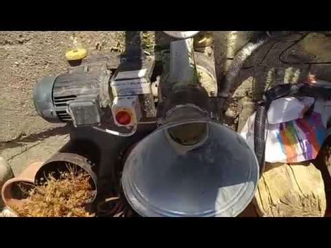 DIY corn pellet - pellet mill